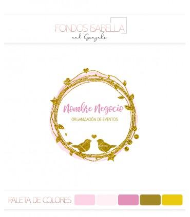Logo repostería cupcake