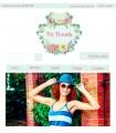 Tienda online moda mujer vintage verde