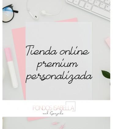 Tienda online personalizada Premium