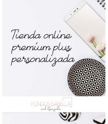 Tienda online personalizada Premium Plus
