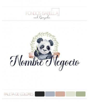 Logo vintage Panda