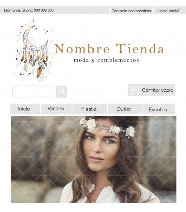 Tienda online barata moda y complementos mujer estilo boho