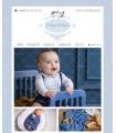 Tienda online barata para productos infantiles celeste