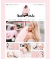 Tienda online barata moda chica pink