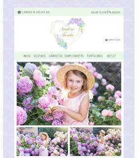 Tienda Online Prestashop Barata Moda Infantil