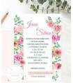 Invitación Primera Comunión niña
