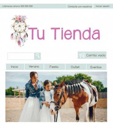 Tienda online moda moda chica atrapasueños