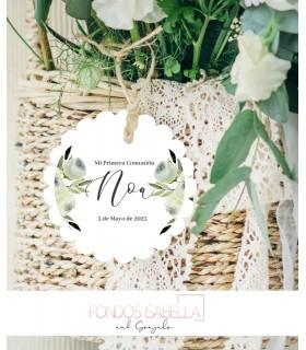 Invitaciones baratas de boda elegante