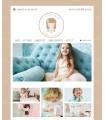 Tienda online moda infantil dulce niña