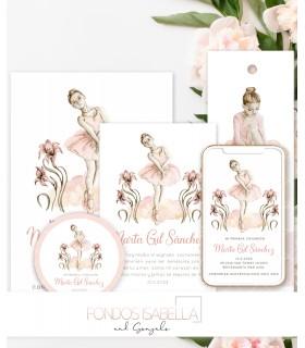 Tienda online barata con kit profesional lila