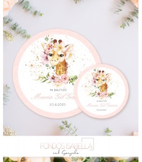 Tienda online boho chic elegance + logotipo