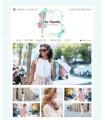 Tienda online moda chica lazada