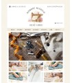 Tienda online para negocio de telas o costura