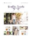 Tienda online moda mujer silueta flor