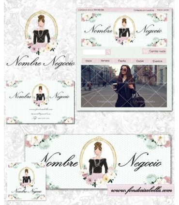 Tienda online moda chica eromantica mas kit profesional