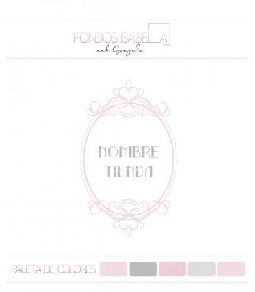 Logo rosa marco vintage